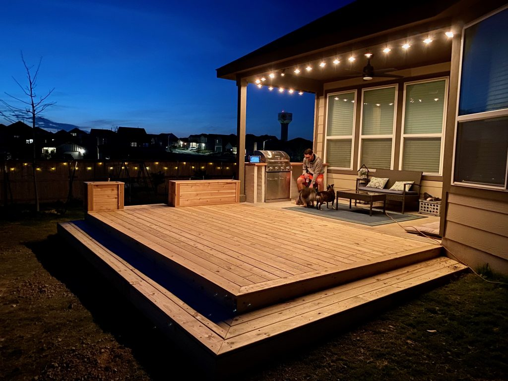 Commercial Deck Builder