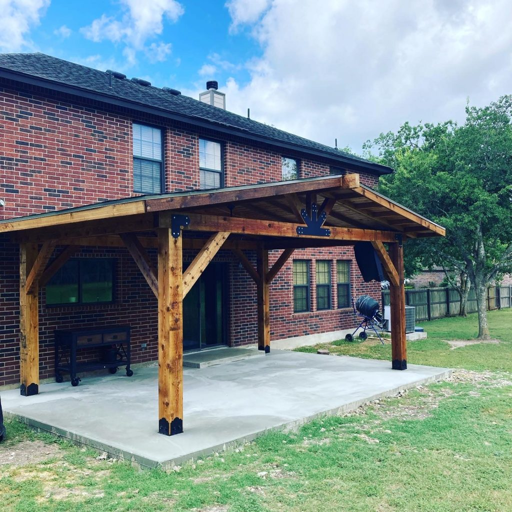 Covered Patios Kyle TX